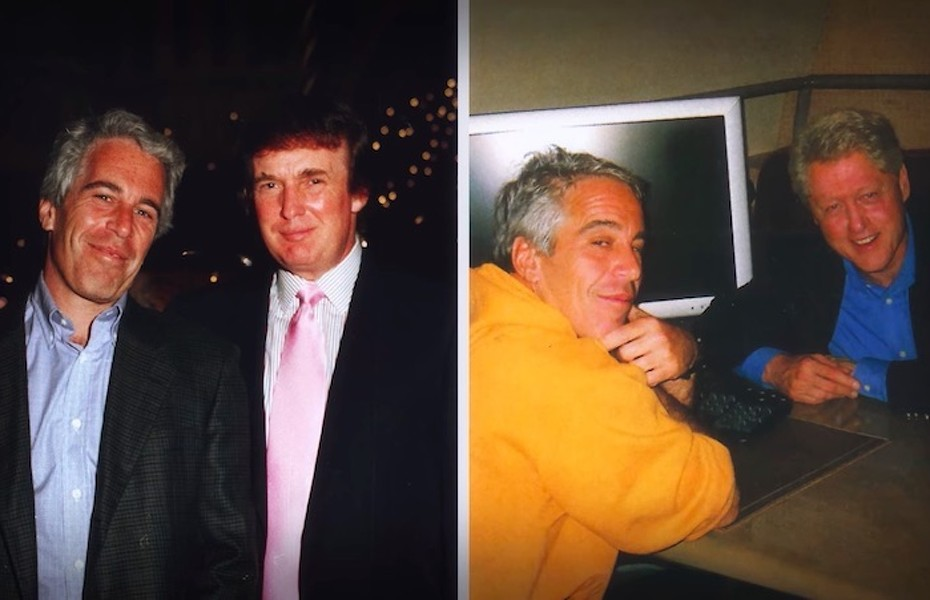 'Jeffrey Epstein: Filthy Rich'